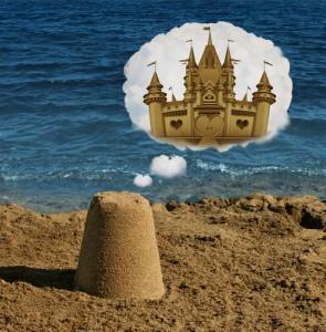 sandcastle potential shutterstock_306187610